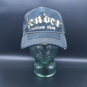 Genuine Fender Custom Shop Baseball Cap